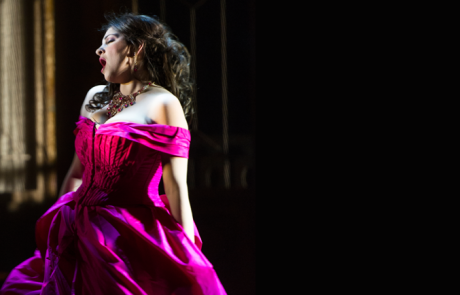 FALLING HARD: Lyric's production of Verdi staple features stellar cast, lush production