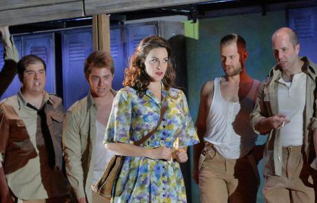 Santa Fe Opera: Ask the Artist featuring Joyce El-Khoury