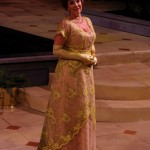Magda in Puccini's La Rondine, costume & photo credit: Robin L. McGee